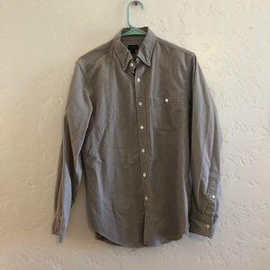 J. Crew men's button down shirt, size small